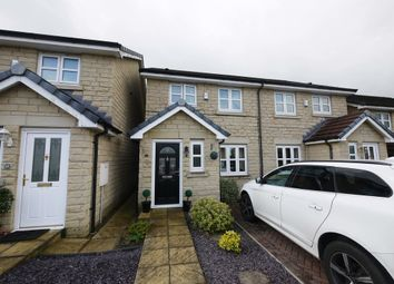 Thumbnail 3 bed property for sale in Kings Croft, Drighlington, Bradford, West Yorkshire