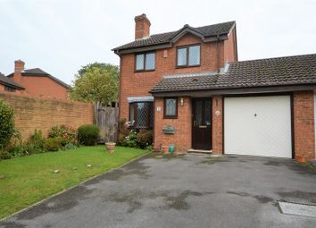 Thumbnail 3 bed detached house for sale in Farmhouse Way, Waterlooville