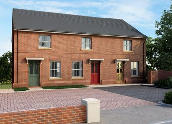 Thumbnail 3 bed town house for sale in Forge Villas, London Road, Temple Ewell, Dover