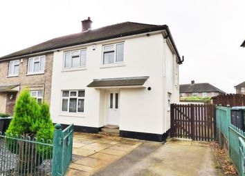 Thumbnail 3 bed semi-detached house for sale in Kildare Crescent, Allerton, Bradford
