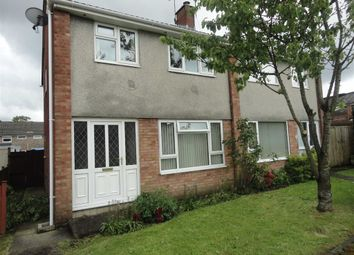 Thumbnail 3 bed semi-detached house to rent in Charles Street, Caerphilly