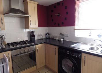 Thumbnail 2 bedroom flat to rent in Yorkshire Close, Bletchley, Milton Keynes