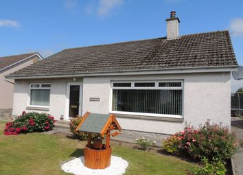 Thumbnail 3 bed bungalow for sale in Pinewood Road, Mosstodloch, Fochabers
