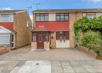 Thumbnail 3 bed semi-detached house for sale in Pinewood Close, Stanford-Le-Hope, Essex