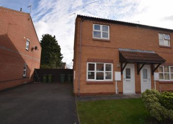 2 bed semi-detached house for sale in Woodyard Lane, Whetstone, Leicester LE8