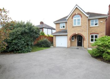 Thumbnail 4 bedroom detached house for sale in Shipman Road, Braunstone, Leicester