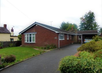 Thumbnail 3 bed bungalow to rent in Upper Way, Upper Longdon, Rugeley