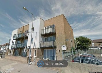 Thumbnail 1 bed flat to rent in Newham Way, London