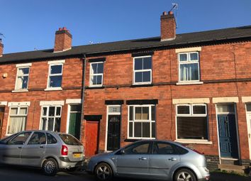 Thumbnail 2 bed terraced house for sale in Cecil Street, Walsall