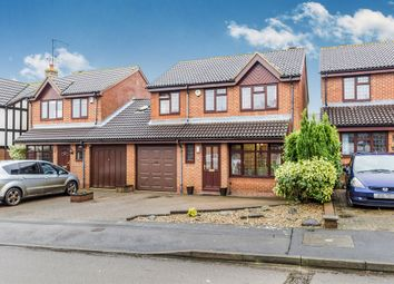Thumbnail 4 bed detached house for sale in Emmer Green, Luton