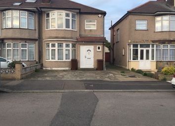Thumbnail 3 bed semi-detached house for sale in Denhurst Gardens, Ilford