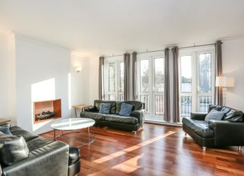 Thumbnail 4 bed town house to rent in St Mary Abbots Terrace, London
