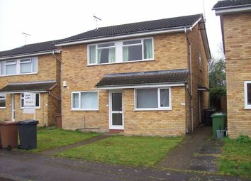 Thumbnail 2 bed maisonette to rent in Vermont Grove, Off Thorpe Road, Peterborough