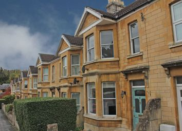 Thumbnail 3 bed terraced house to rent in First Avenue, Oldfield Park, Bath