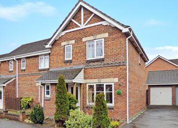 Thumbnail 3 bed semi-detached house for sale in Dales Road, Westbury