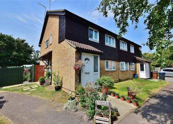 Thumbnail 2 bedroom maisonette to rent in Goodwin Stile, Thorley, Bishop's Stortford