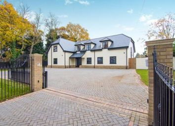 Thumbnail 5 bed detached house for sale in Shepherds Hill, Harold Wood, Romford