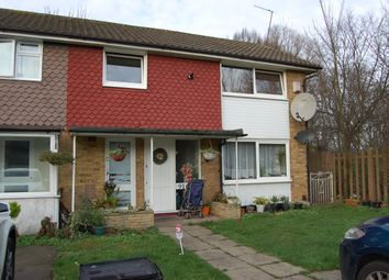 Thumbnail 3 bedroom end terrace house for sale in Lechmere Avenue, Woodford Green