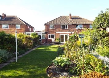Thumbnail 3 bed property to rent in Overton Drive, Water Orton, Birmingham