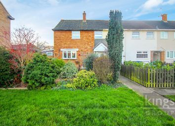 Thumbnail 2 bed end terrace house for sale in Cunningham Avenue, Enfield