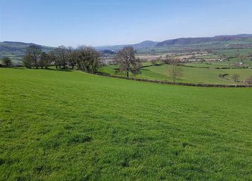 Thumbnail Land for sale in Trewern, Welshpool