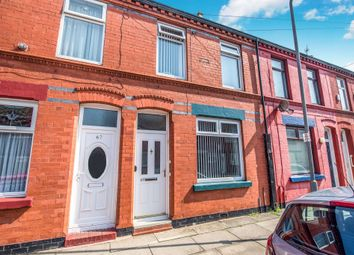 3 bed terraced house for sale in Chesterton Street, Garston, Liverpool L19