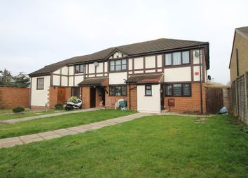 Thumbnail 3 bed end terrace house to rent in Rutters Close, West Drayton
