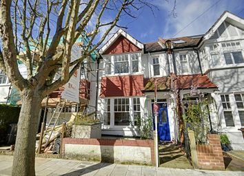 Thumbnail 3 bedroom terraced house to rent in Riverview Road, Chiswick