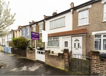 Thumbnail 3 bed terraced house for sale in Exeter Road, Croydon