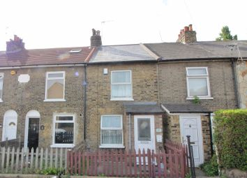 Thumbnail 2 bed terraced house to rent in The Grove, Swanscombe