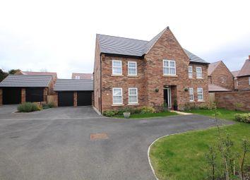 5 bed detached house for sale in Higgot Lane, Newton Solney, Burton-On-Trent DE15