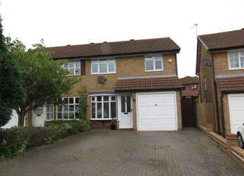 Thumbnail 3 bed semi-detached house for sale in Edgefield Road, Walsgrave On Sowe, Coventry