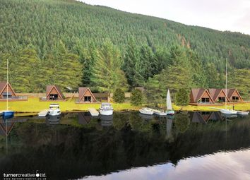 Thumbnail 2 bed lodge for sale in Invergarry Lodges, South Lagan, Spean Bridge PH34 4Ea