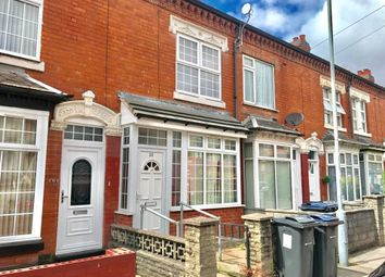 Thumbnail 4 bedroom terraced house to rent in Knowle Road, Sparkhill