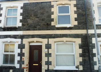Thumbnail 2 bed terraced house for sale in Cumnock Place, Splott, Cardiff