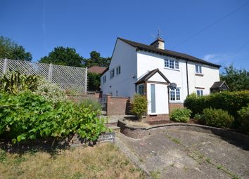 Thumbnail 3 bed semi-detached house for sale in Lodge Hill Road, Lower Bourne, Farnham, Surrey