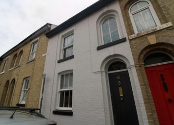 Thumbnail 3 bedroom terraced house to rent in Orford Street, Ipswich