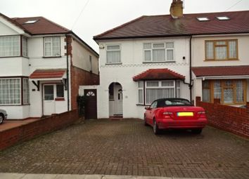 Thumbnail 3 bed semi-detached house for sale in Regina Road, Southall