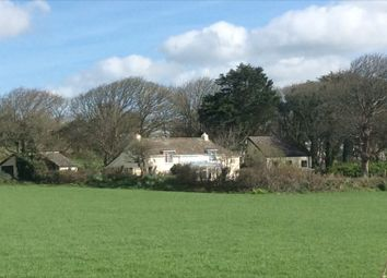 Thumbnail 3 bed detached house for sale in Goonhavern, Truro