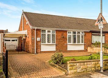 Thumbnail 2 bed bungalow for sale in Athold Drive, Ossett