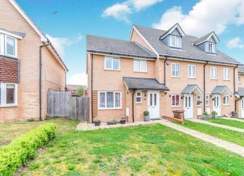 Thumbnail 3 bed end terrace house for sale in Gamelan Walk, Hoo, Rochester, Kent