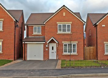 Thumbnail 4 bed detached house for sale in Eaglestone Way, Walsgrave On Sowe, Coventry