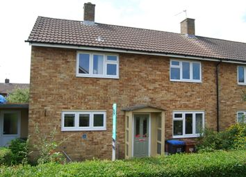 Thumbnail 4 bedroom semi-detached house for sale in The Croft, Welwyn Garden City