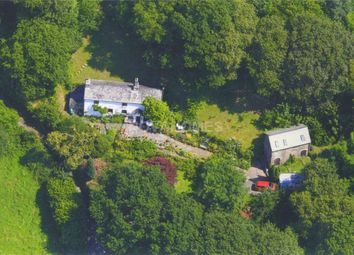 Thumbnail 3 bedroom detached house for sale in Harrowbarrow, Callington, Cornwall