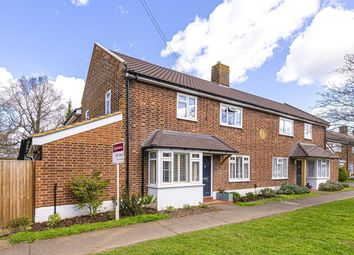 Thumbnail 4 bed semi-detached house for sale in Douglas Road, Esher
