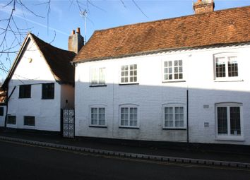 Thumbnail 2 bed end terrace house to rent in Badgemore Lane, Henley-On-Thames, Oxfordshire