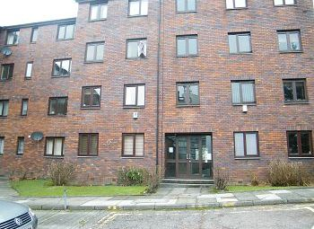Thumbnail 1 bed flat to rent in Hanover Court, North Fredrick Path, Glasgow, 2Bg