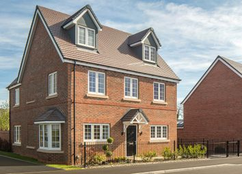 Thumbnail 4 bed detached house for sale in Hob Lane, Burton Green, Kenilworth