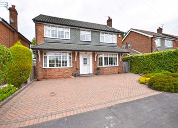 Thumbnail 5 bed detached house for sale in Marlborough Avenue, Cheadle Hulme, Cheadle