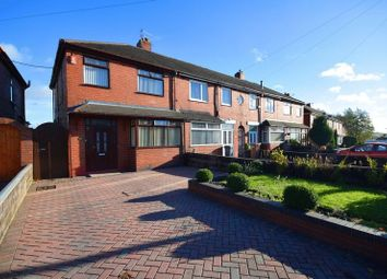 Thumbnail 3 bedroom mews house for sale in Queens Terrace, Hanley, Stoke-On-Trent